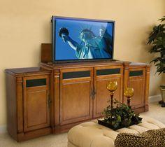 27 best tv retractable images hidden tv cabinet tv cabinets tv rh pinterest com