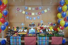 Personalizando Festa: Temas para Festas Infantis