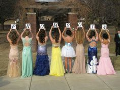 Cute Prom Picture Ideas