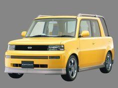 Toyota Open Deck Concept '1999