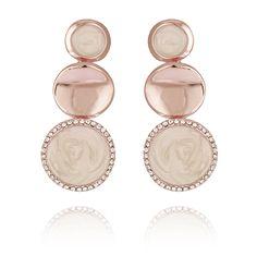 Earrings Enam #luxenterjoyas