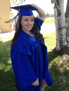 Simply…PROUD!  Yarismari Ortiz- Student from the Hearing Impaired Program at Rufus King  College Plans:Going to UWM to study Sonography