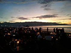 A Jimbaran sunset to Remember.  #travelgram #traveltips #travel #bestinbali #bali #wanderlust #foodie #livinglife #jimbaran #jimbaranbeach  #SouthAfrican #Durban #FoodingIt
