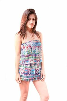 Honey Punch Womens Tube Layer Romper large >>> Read more reviews of the product by visiting the link on the image.