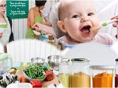 Recettes pour bébé, diversification alimentaire, nutrition infantile et cuisine bio pour bébés, bienvenue sur le site référence en alimentation de bébé