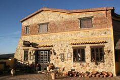 Eating: Auberge Dardara - Farmhouse B&B + restaurant near Chefchaouen