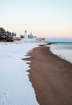 The lighthouses of Prince Edward Island are some of the Island's most beloved landmarks. Beautiful World, Beautiful Places, Newfoundland And Labrador, Prince Edward Island, Anne Of Green Gables, Landscape Pictures, Cool Landscapes, Adventure Is Out There, Canada Travel