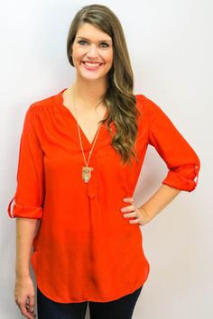 Picture of Red Tunic
