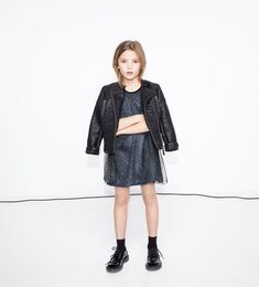 Zara Dresses Up Children At Christmas - Petit & Small