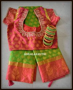 Neck designs, Hand Embroidery designs, Hand Embroidery in Bangalore, Blouse Hand Embroidery desings, Designer blouse designs, atest blouse back designs, maggam work blouse back design, latest embroiderwork blouses,
