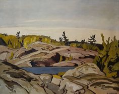 "Limited Edition A. J. Casson Lithograph ""Morning Light"": Amazon.ca: Home & Kitchen"