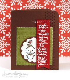 Day 19 - Holiday Card Series 2011