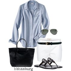 No. 220 - Sunny day, created by hbhamburg on Polyvore