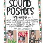 Sound posters are a valuable and useful classroom tool.  I created them to use in my own classroom to assist with learning and becoming familiar wi...