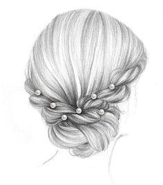 Les coiffures double jeu de 365c