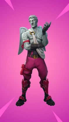 Fortnite Character 4 Coloring Pages Pintar