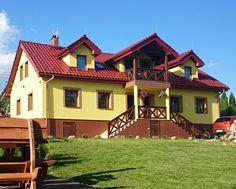 Mazurski Raj - Luksusowa Turystyka w Kutach, bezpośrednio nad jeziorem Czarna Kuta.