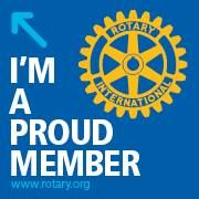 Proud to be a rotarian