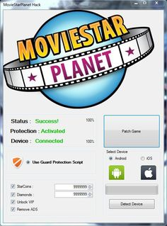 Here is what you searched - MovieStarPlanet hack cheats. The 2017 version of MovieStarPlanet hack cheats finally working.