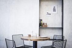 design intérieur café