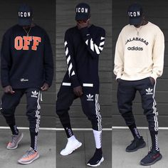 939 Likes, 72 Comments - Streetwear Fashion Mode, Fashion Killa, Urban Fashion, Mens Fashion, Runway Fashion, Yeezy Outfit, Adidas Outfit, Swag Outfits Men, Cool Outfits
