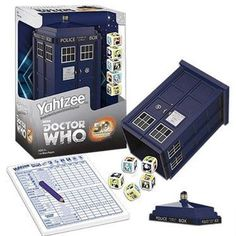 Yahtzee Doctor Who Collectors Edition *** You can get more details by clicking on the image.Note:It is affiliate link to Amazon.