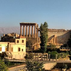 Palmyra Hotel, Baalbeck, Lebanon.