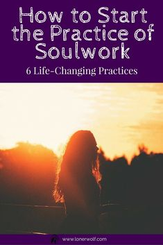 These practices changed my life forever. via @LonerWolf