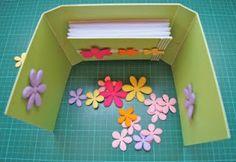 Envelope Box Envelope Box, Boxes, Frame, Home Decor, Basteln, Homemade Home Decor, Crates, Box, Cubbies