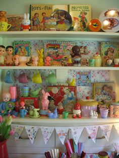 Toys and Teacups