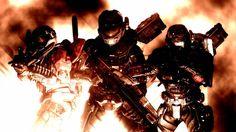 Fireteam Apocalypse  by Mbangelofdeath