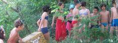 Conclusione en plein air per i Centri Estivi Coopservice 2013, l'iniziativa riservata ai figli di soci e dipendenti  di età compresa fra i tre e i dieci anni, residenti nel comune di Reggio