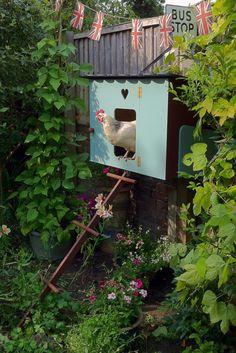 The Brockham Chicken Coop - www.Oakdene-Coops.co.uk