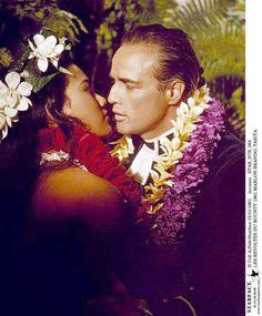 Tarita & Marlon Brando