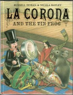 La Corona and the Tin Frog