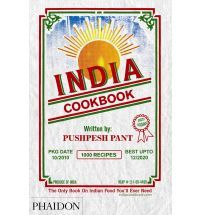It won an international award for being THE BEST INDIAN COOKBOOK OF ALL TIME, EVER (so far). $37.79 #cookbook #book #food