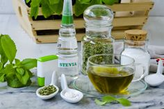 Is #Stevia Healthy?  Sweetener your life seems more complicated than ever with all the artificial and processed sweeteners available. Is stevia really the better choice?