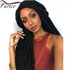 Aliexpress.com : Buy 12'' Synthetic Hair Braids 12 Strands Per Piece Crochet Braids Hair Extension Collection Havana Twist Havana Mambo Twists from Reliable hair 411 suppliers on crochet braiding hair extension Store