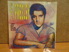 ELVIS PRESLEY. CANT HELP FALLING IN LOVE. CD / STARLITE - 1993. 18 TEMAS. MUY BUENA CALIDAD. DIFÍCIL