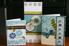 Hybrid Greeting Cards by Smiley-Scrap8