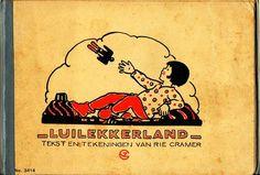 Rie Cramer Kinderboek - Luilekkerland