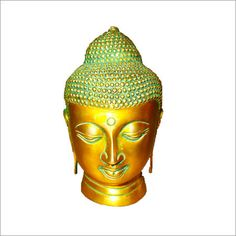 Buddha Head Statues