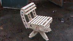 Woodpunk Chair - All
