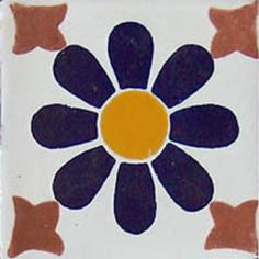 Talavera Tiles are ideal for any Often hand are used as a focal point. Our handcrafted talavera collection consists of hundreds of patterns in two most demending tile sizes. Mexican tile from talavera is and Wool Applique Patterns, Tile Patterns, Applique Quilts, Mexican Tile Kitchen, Mexican Tiles, Building Stairs, Mexican Ceramics, Clay Tiles, Stencil Painting