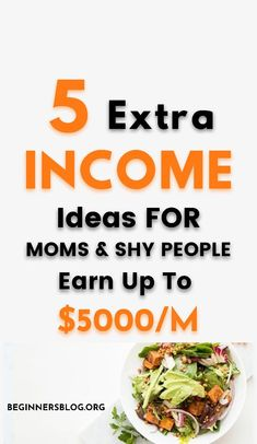 Here you will find 5 surprising extra income ideas to make money from home as a mom. Also if you are shy then this is also a great source to find ideas that can make more money for you. Check it Out! Make Easy Money, Make Money From Home, Way To Make Money, How To Make, Ways To Earn Money, Earn Money Online, Online Jobs For Moms, Shy People, Making Extra Cash