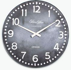 London seinäkello – Perfect Home, TÄÄ kello ois unelma!! Clock, Watch, Clocks
