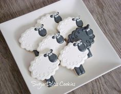 Sheep. These are adorable.