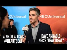 Dave Annable #Heartbeat at NBCUniversal's Winter 2016 Press TCA Tour #NBCU #TCAs
