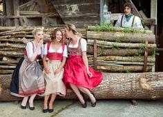 We love Dirndl, TURI Landhaus