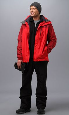 men in snow clothing - Google Search
